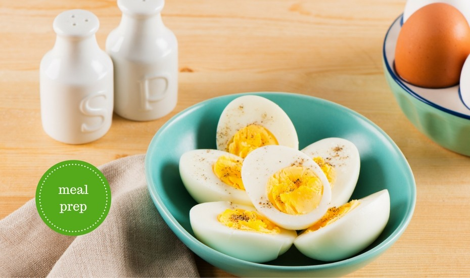 easy peel hard boiled eggs recipe